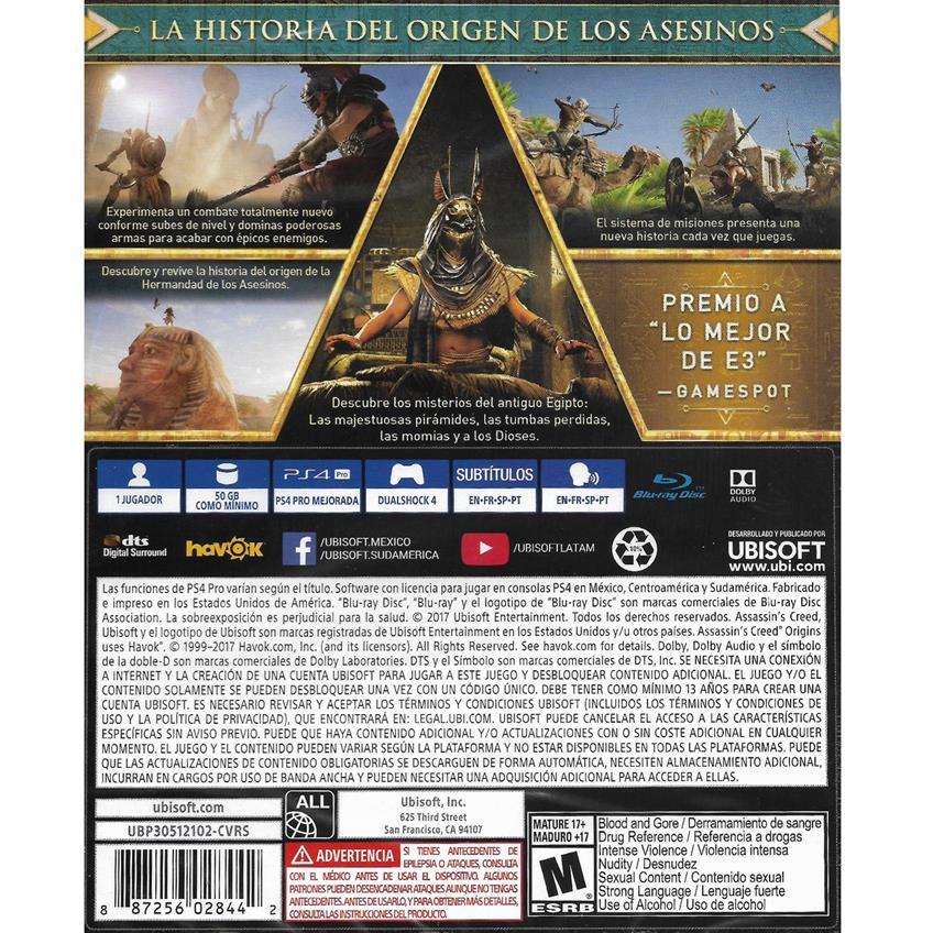multicolor 16 cm Llavero de piel sint/ética con llavero de metal color marr/ón Assassins BIO-KE367899ACE Creed Origins