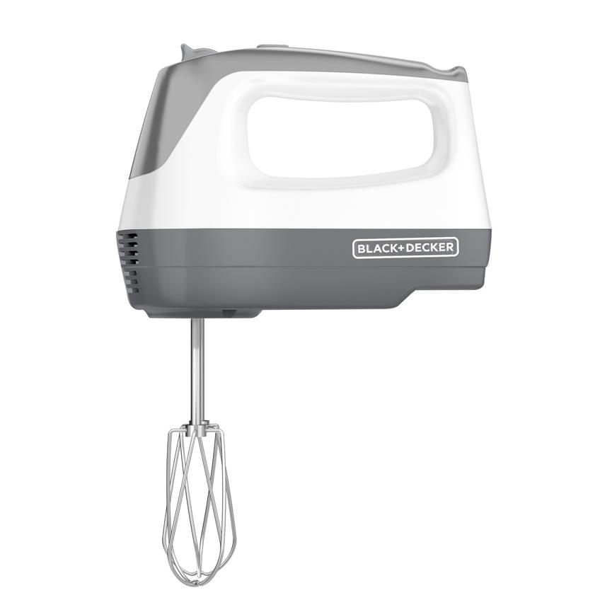Batidora manual blanca de 175W Black & Decker MX1500W