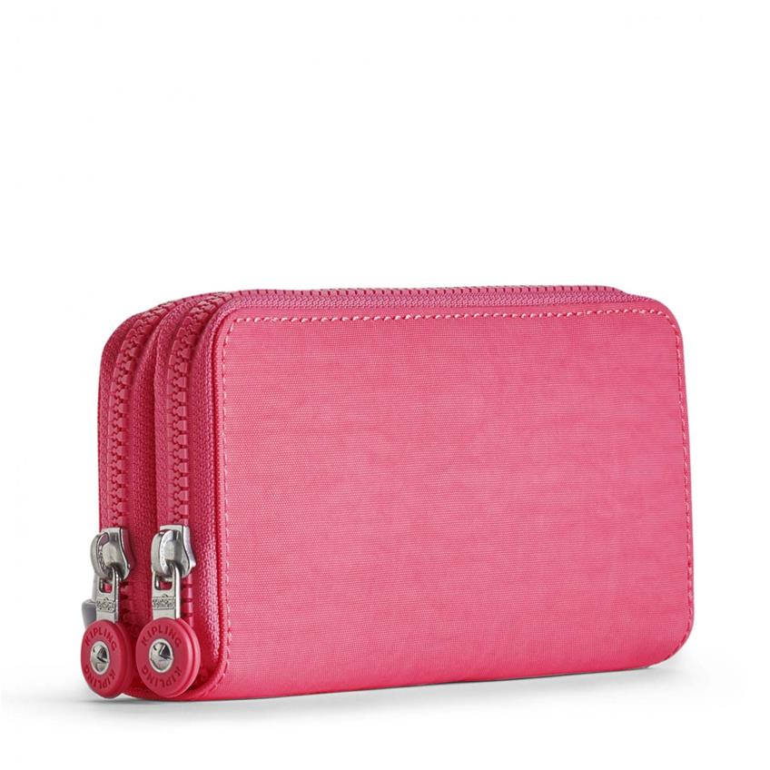 Billetera uzario city pink KIPLING K15027R51