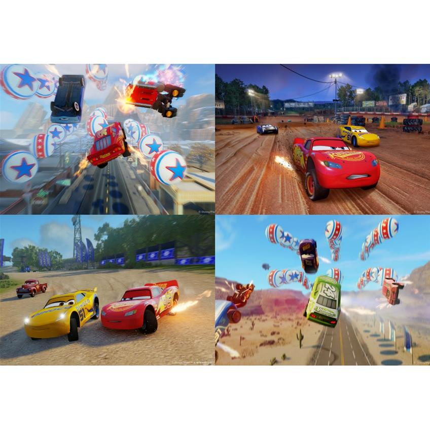 Cars 3: Driven to Win Nintendo Switch 5051895410158