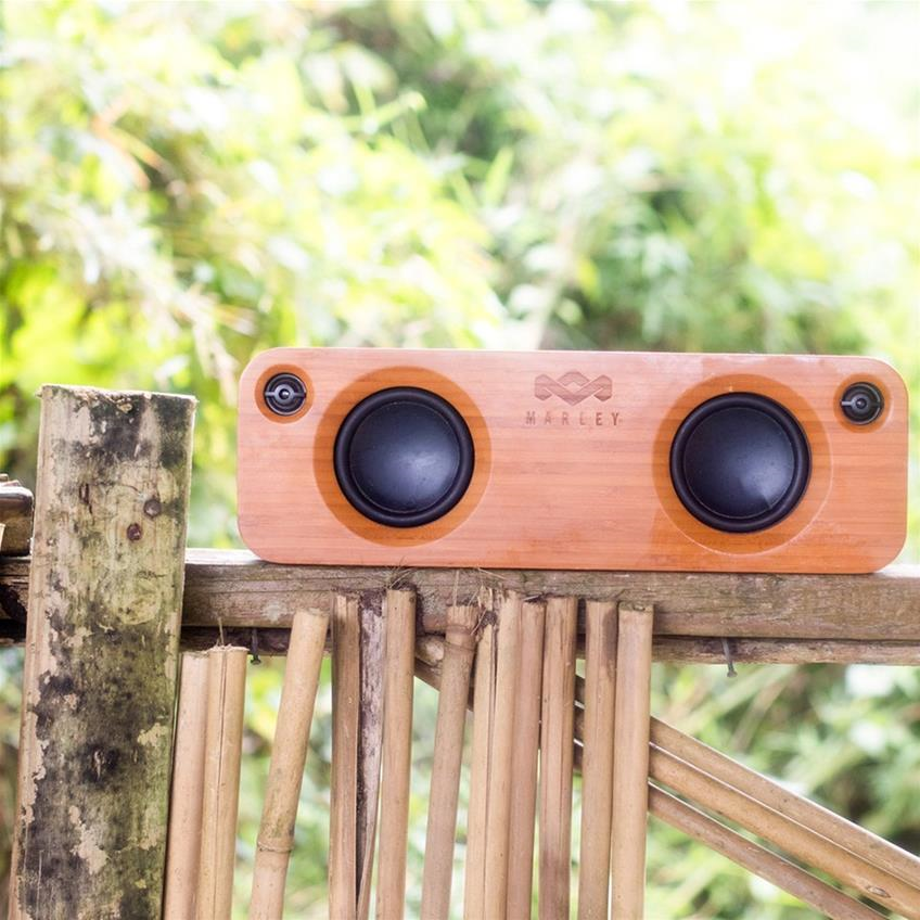 House of Marley Get Together - Speaker - Black EM-JA0006-SB