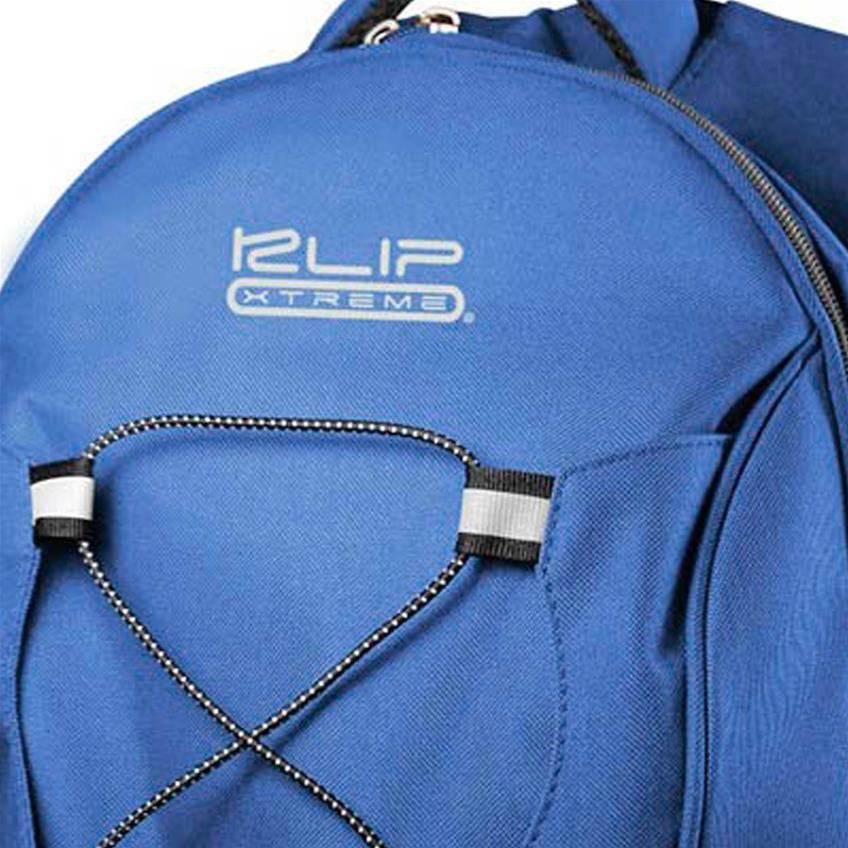 "KlipX Notebook Backpack 15.4"" KNB-405BL Blue KNB-405BL"