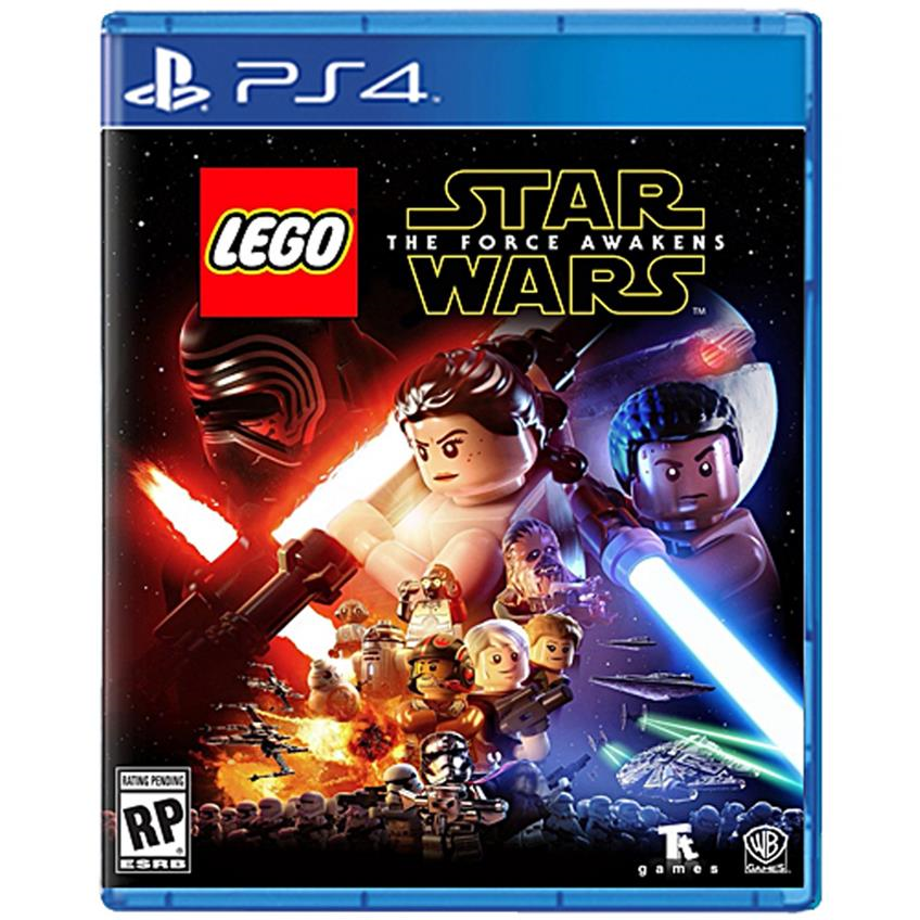Lego Star Wars the force awakens PS4 883929532568