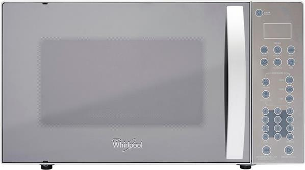 Microondas Whirlpool de 0.7 pies color silver WMS07ZDHS