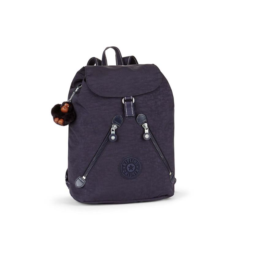 Mochila Fundamental Blue Purple KIPLING K01374G71