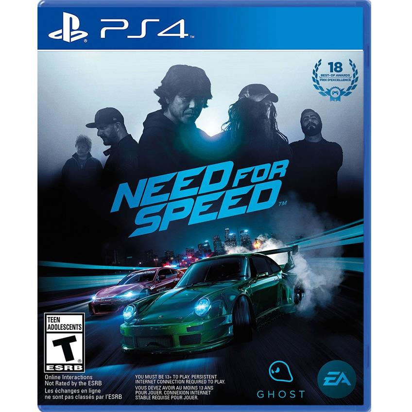 Need for Speed (2016) PS4 014633368611