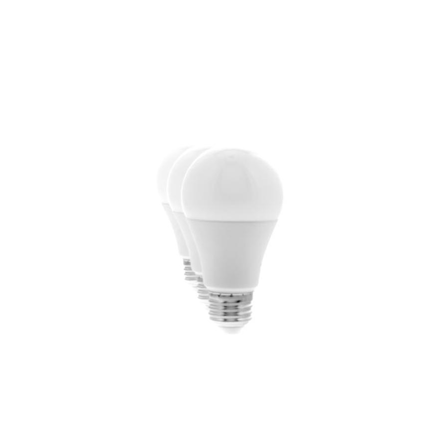 Paquete 2 Bombillos Nexxt  LED Wi-Fi Color Blanco Regulable NHB-W1102K