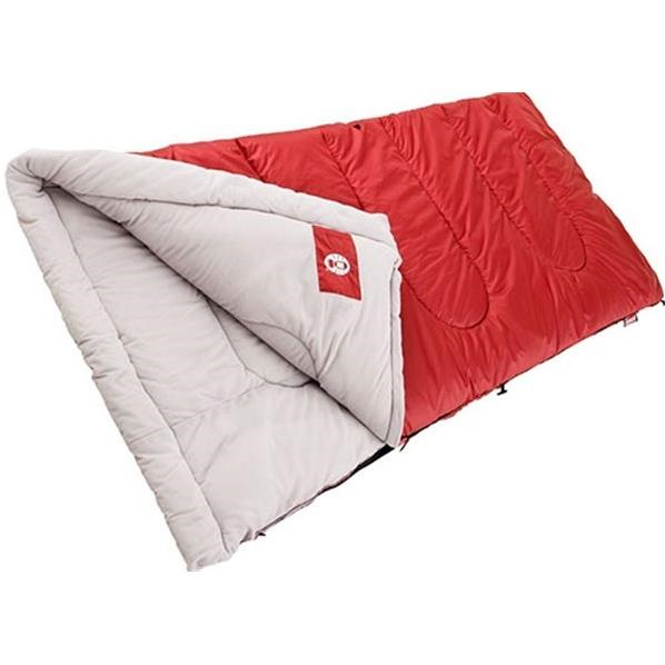 Sleeping bag Palmetto Coleman color rojo 2000004418