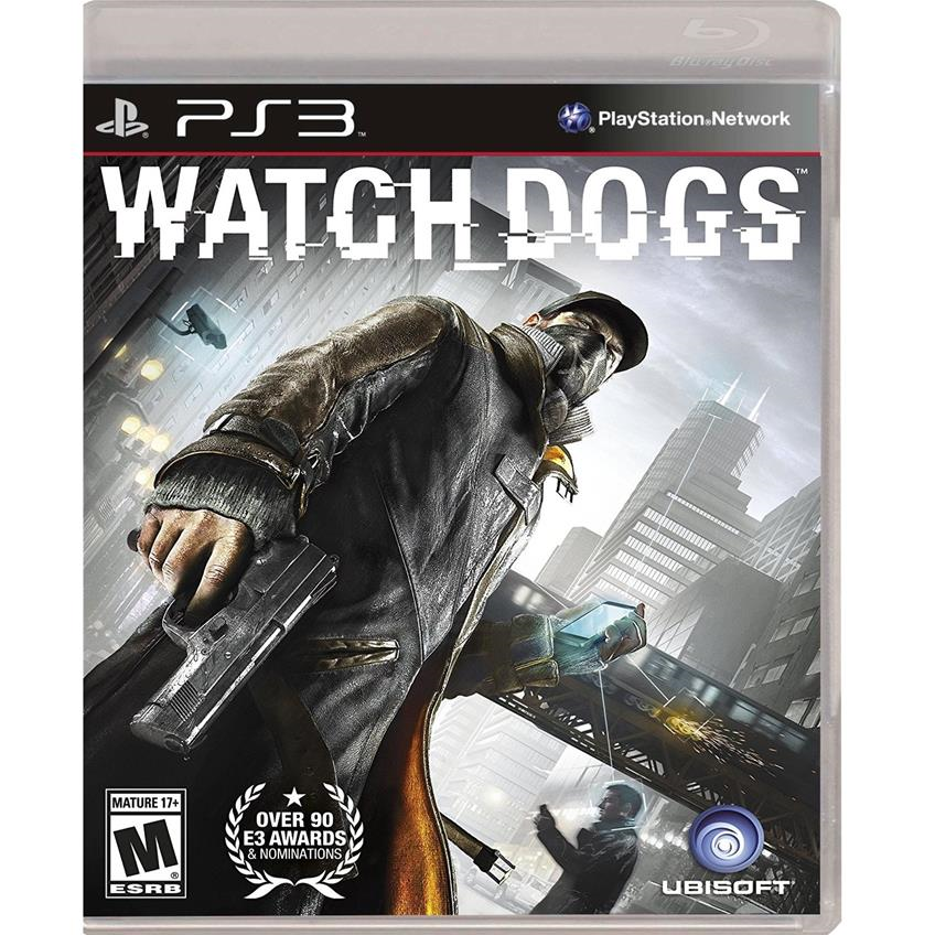 Watch Dogs PS3 008888348405
