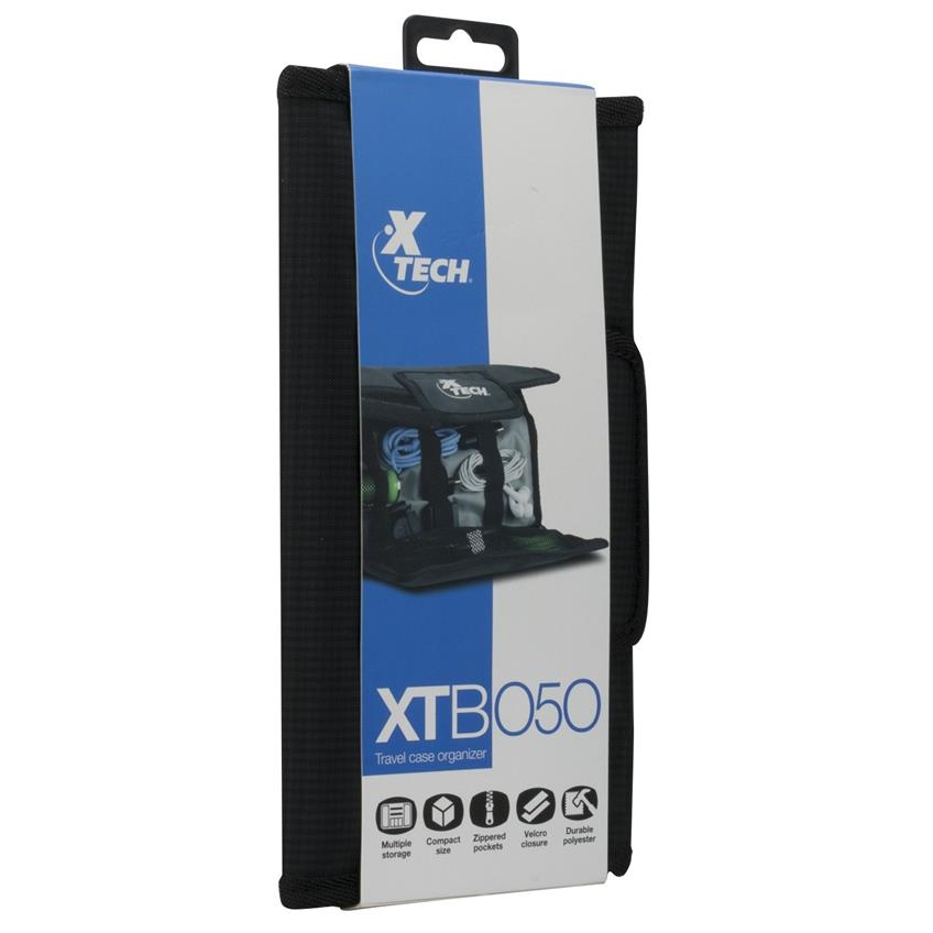 Xtech - accessory case - Polyester XTB-050