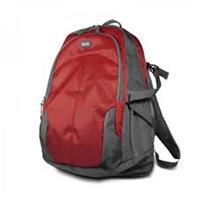 "KlipX Notebook Backpack 15.6"" KNB-425RD Red KNB-425RD"
