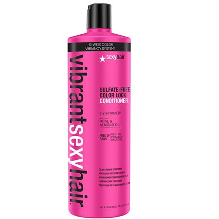 Acondicionador Vibrant Color Look 33.3 Onz Sexy Hair 41CON33