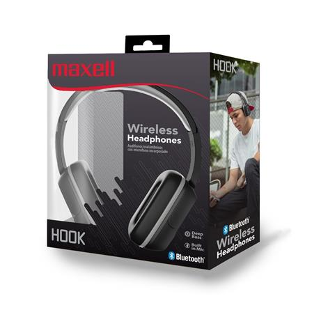 Audífono bluetooth shadow Maxell EB-BT300 A009604