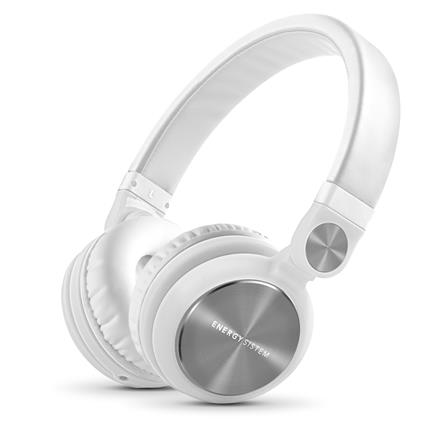 Auriculares tipo DJ Color Blanco Energy Sistem