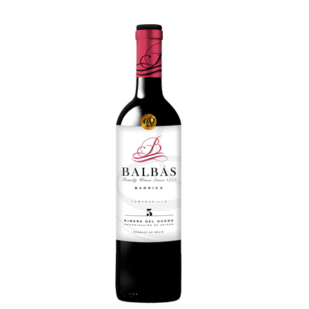 Balbas Barrica 750 ml