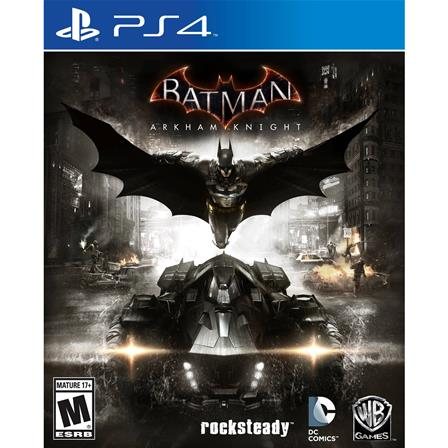 Batman Arkham Knight PS4 883929412044