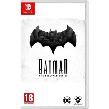Batman: The Telltale's Series temporada 1 Nintendo Switch 5051892208543