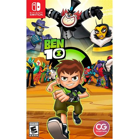 Ben 10 Nintendo Switch 819338020013