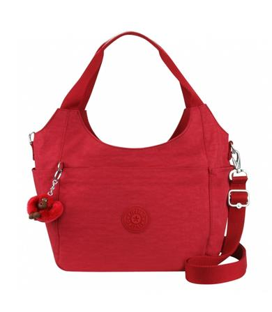 Bolso de Mano Carola Warm Red K1127026L