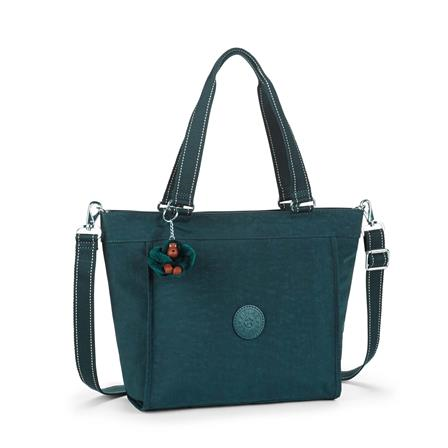 Bolso de hombro New Shopper S Deep Emerald KIPLING K1664089W