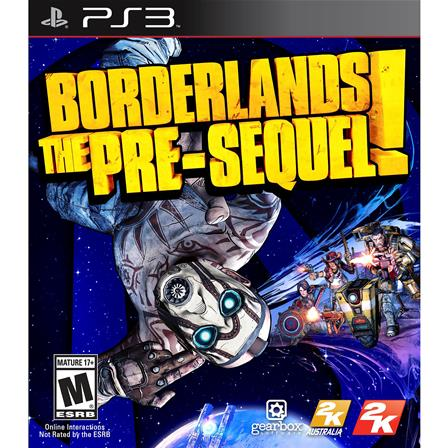 Borderlands The presequel PS3 710425474064