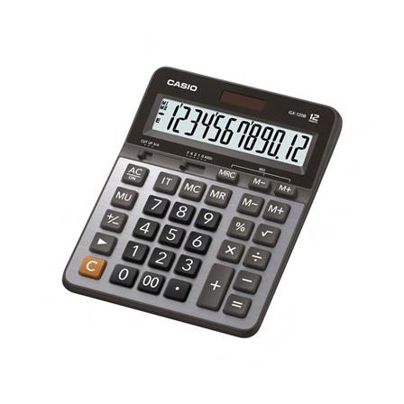 Calculadora mesa compacta mini 12 dígitos CASIO MX 120B