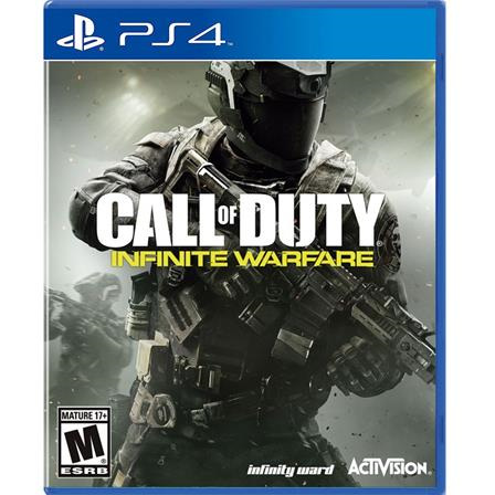 Call of duty Infinite Warfare PS4 047875878532