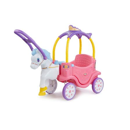 Carroza rosada de Princesa Little Tikes 304704