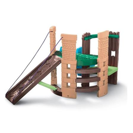 Castillo 2 en 1 para patio Little Tikes 247433