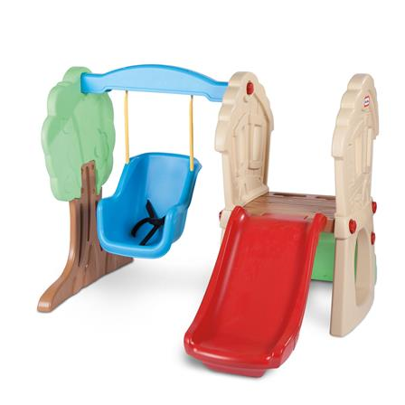 Columpio y escalador Little Tikes 223711