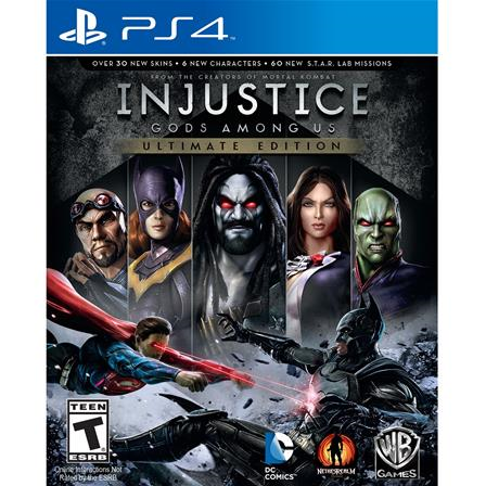 Injustice God Among Us PS4 883929323371