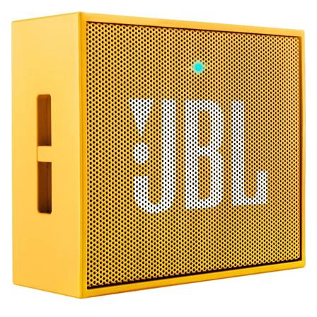 JBL Speaker Go Bluetooth - Yellow   JBLGOYEL