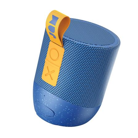 Jam Speaker Double Chill BT 12hs IP67 Blue  HX-P404-BL