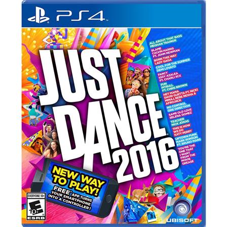 Just Dance 2016 PS4 887256014582