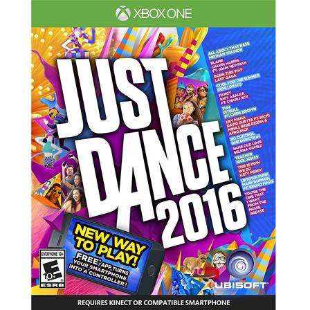 Just Dance 2016 XBOX ONE 887256014629