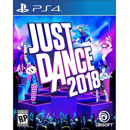 Just Dance 2018 PS4 887256028657