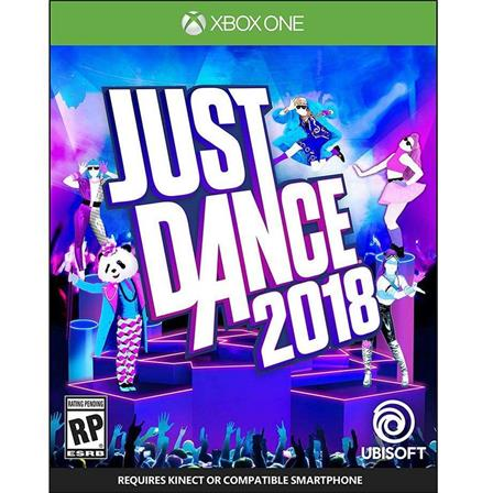 Just Dance 2018 XBOX ONE 887256028695