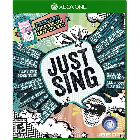 Just Sing XBOX ONE 887256020781