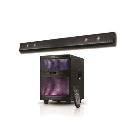 Klip Xtreme KSB-250 Sound bar Wireless Black 2.1CH KSB-250