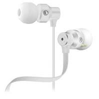 KlipX Headphones KHS-215WH in-ear Microphone Volume 3.5mm WH KHS-215WH