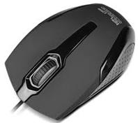KlipX Mouse Optical KMO-120BK USB Black KMO-120BK