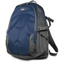 "KlipX Notebook Backpack 15.6"" KNB-425BL Blue KNB-425BL"