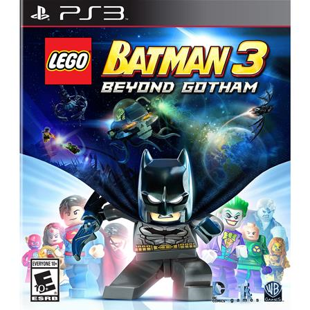 Lego Batman 3 Beyond Gotham PS3 883929427437