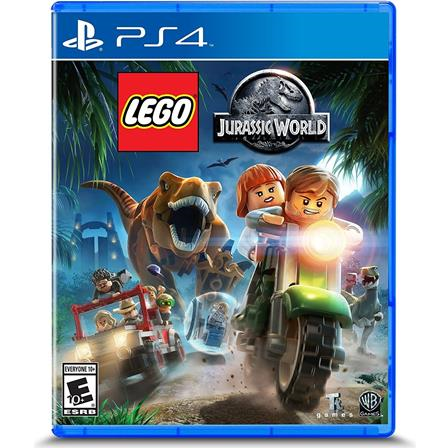 Lego Jurassic World PS4 883929472833