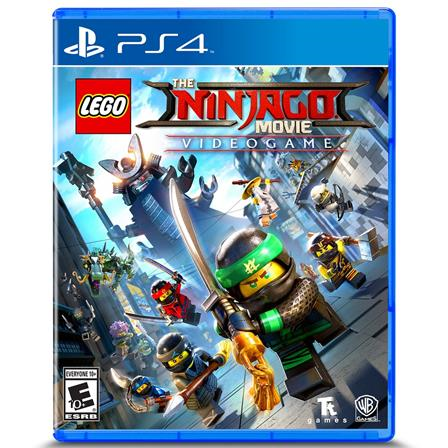 Lego Ninjago Movie PS4 883929597833