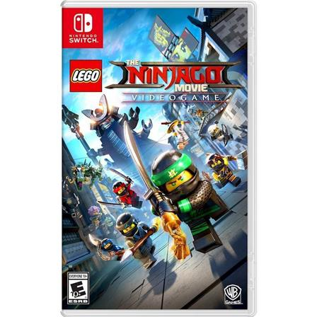 Lego Ninjago movie Nintendo Switch 883929597840