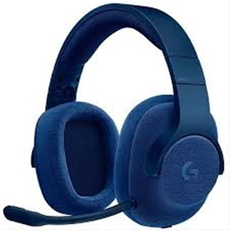 Logiteh G433 Wired 7.1 Surround Gaming Headset Royal Blue 981-000684