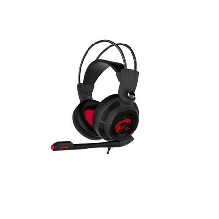 MSI Audifono Gaming DS502/USB/Virtual7.1/Bocina40mm/Lu S37-2100910-SV1