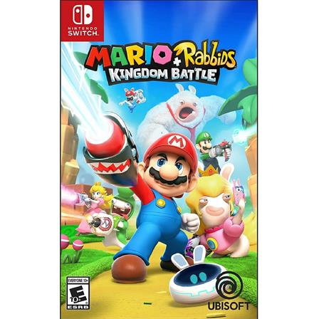 Mario + Rabbids kingdom battle Nintendo Switch 887256028329