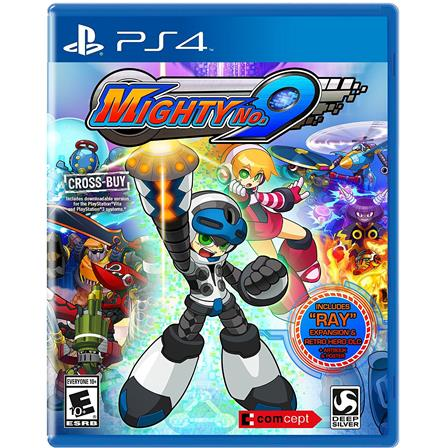 Mighty NO.9 PS4 816819012659